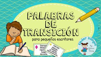 Palabras de transición (transition words)