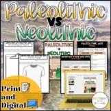 Paleolithic VS Neolithic Activity