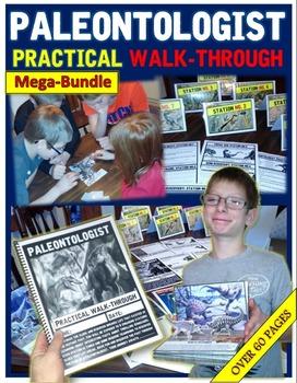 Paleontologist: Practical Walk-Through Megabundle