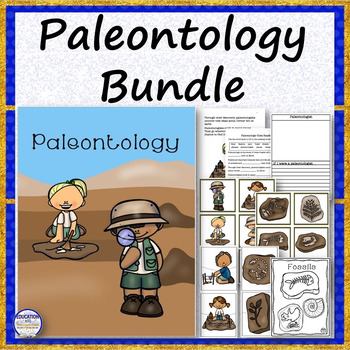 Paleontology Bundle