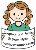 Pam Hyer attribution logo