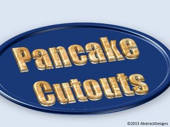 Pancake Day Cutouts