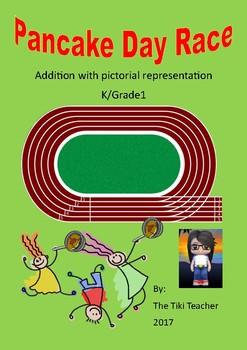 Pancake addition K/Grade 1