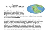 Pangaea: The Supercontinent puzzle