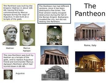 Pantheon Brochure