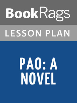 Pao: A Novel Lesson Plans