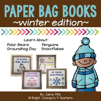 Paper Bag Books: Winter Edition