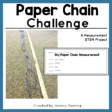 Paper Chain Challenge- Math STEM Project
