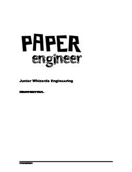 Paper Engineering - Alien Art