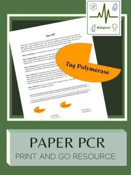 Paper PCR
