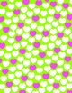 Paper Pack: Pink and Green