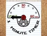 Paper Timer -1 Minute