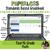 #TPTDIGITAL Paperless Digital Standards Based Gradebook -