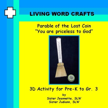 Parable of the Lost Coin 3D Pre-K to Gr. 3