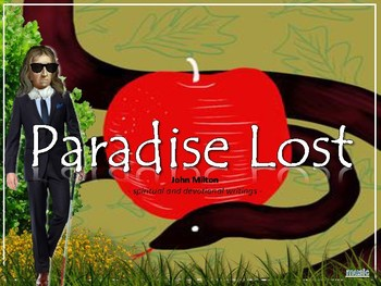Paradise Lost, Book I, by John Milton