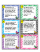 Paragraph Connections Task Cards 3.RI.8