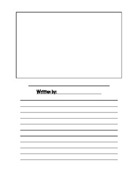 Paragraph Template for Publishing