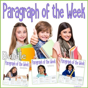 Paragraph of the Week Bundle