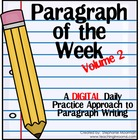 Paragraph of the Week DIGITAL Volume 2