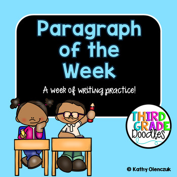 Paragraph of the Week Made Simple