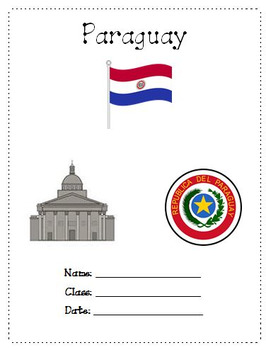 Paraguay A Research Project