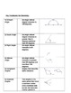 Parallel Lines, Supplementary Angles, Vertical Angles and