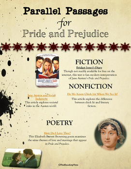 Parallel Passages: Pride and Prejudice