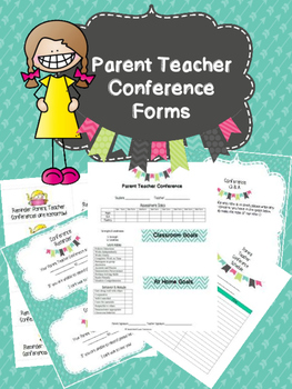 Parent Conference Forms