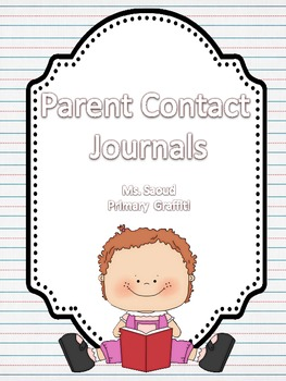 Parent Contact Journal