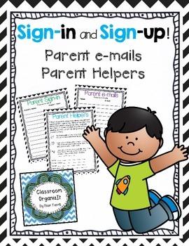 Parent Forms ~ Meet the Teacher