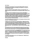 Parent Letter about Beginning Instruments