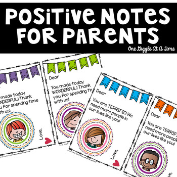 Parent Love Notes (Notes Of Gratitude To Share With Your Parents)