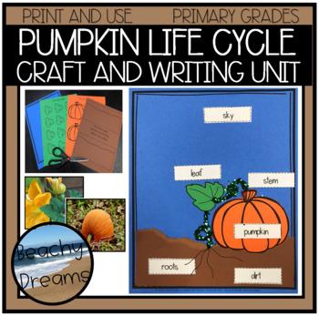 Parent Pack- Pumpkin Science Art Project