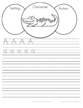 Parent Pack- Writing Great Stories about Animals Using Sto