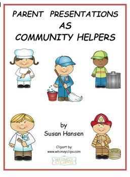 Parent Presentations as Community Helpers