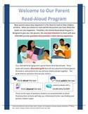 Parent Read-Aloud Program Discussion Guides