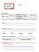 Parent Teacher Communication Forms for Spec. Ed.