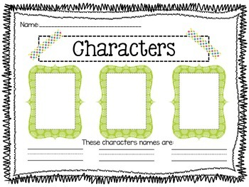 Character Freebie