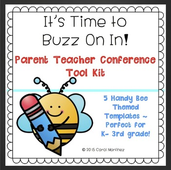 Parent Conference Tool Kit
