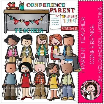 Parent Teacher Conference by Melonheadz COMBO PACK
