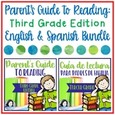 Parent's Guide to Reading: Third Grade Edition- English &