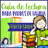 Parent's Guide to Reading: Third Grade Edition IN SPANISH