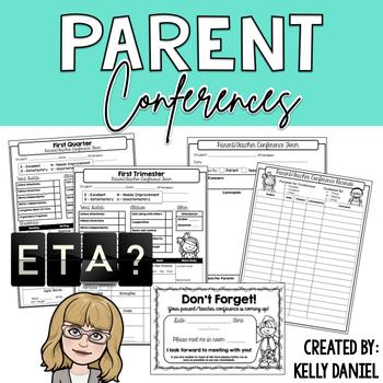 Parent & Teacher Conference Forms