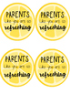 Parents are refreshing Tags Bilingual