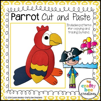Parrot Cut and Paste