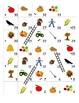 Thanksgiving / Fall FOREIGN LANGUAGE Games Spanish, Italia
