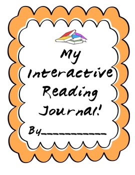 Part 3-Interactive Reading Journal