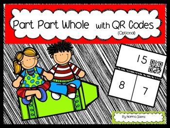 Part Part Whole with QR Codes