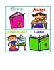 Partes de un Libro y Elementos del Cuento