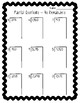 Partial Quotients Worksheets